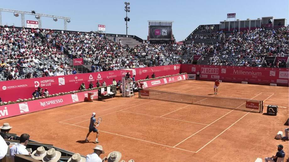 Estoril Open pede autorização à DGS para ter espectadores no evento